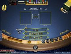 Baccarat nw