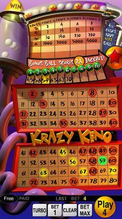 Superball keno lucky numbers