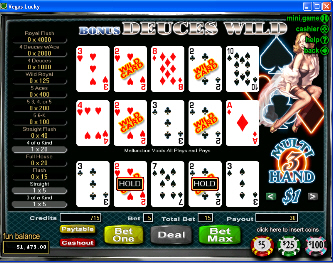 online casino cash poker 4 of a kind